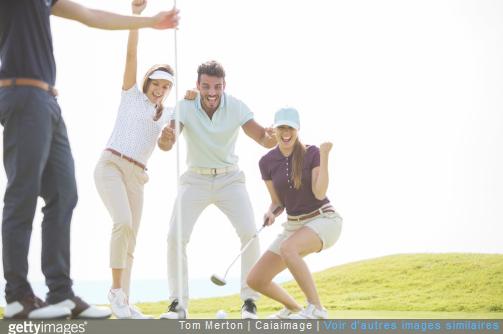 3 bonnes raisons de se mettre au golf après les fêtes de fin d'année