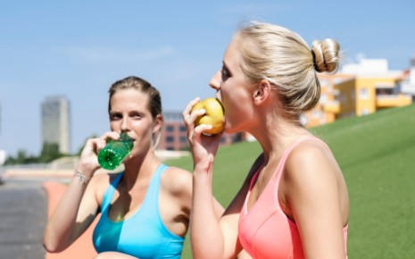 Manger mieux et bouger plus : de bonnes habitudes à prendre !