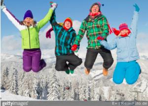bienfaits des sports d'hiver