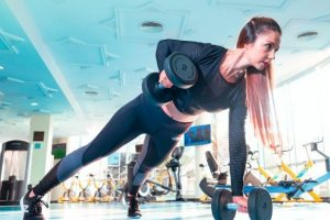 Zoom sur le body pump