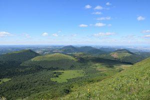 3 chemins de randonnée dans la chaîne des Puys